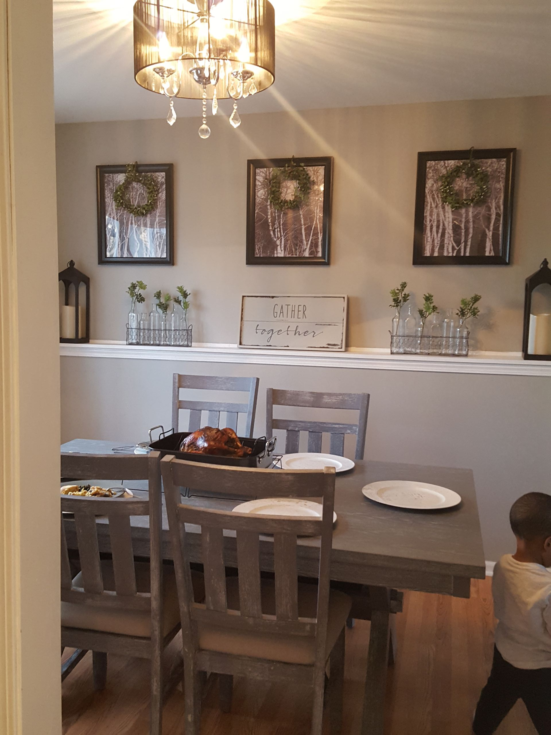 Our Dining Room Renovation